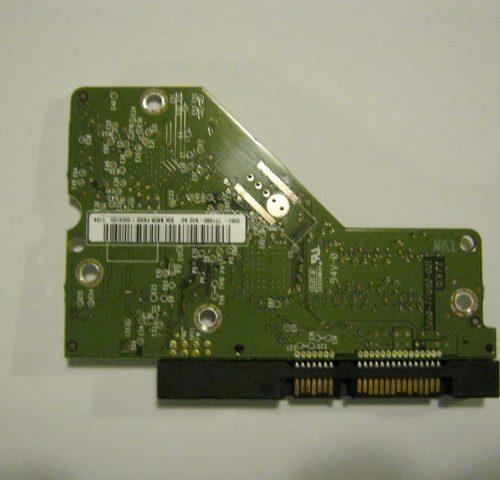 printplaat HARDDISK WD3200 (western digital)