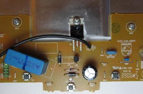 Printplaat HD7800
