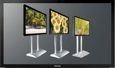 Panasonic TH-42PV70 plasma beeldscherm display screen