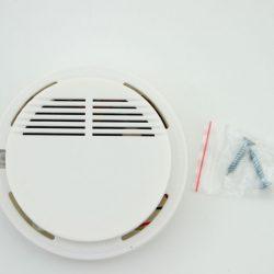 Draadloze rookmelder (t.b.v. professioneel alarm)