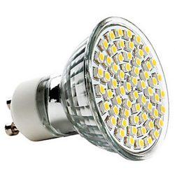 GU10 ledlamp 6 watt (glas)