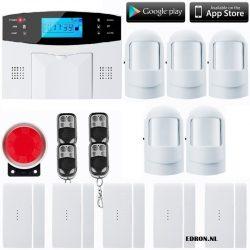Alarm systeem en onderdelen