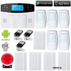 alarmsysteem 8