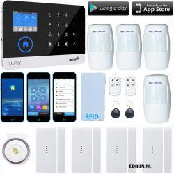 Alarm systemen en onderdelen