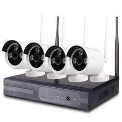 wifi beveiligingscamera u